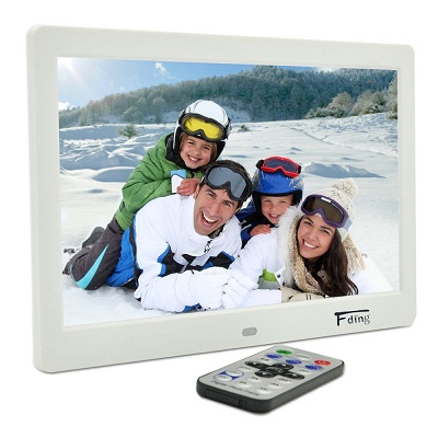 Top 10 Best Digital Photo Frames in 2018 Reviews