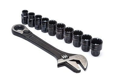 Top 10 Best Adjustable Wrenches in 2016 Reviews