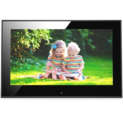 Top 10 Best Digital Photo Frames in 2019 Reviews