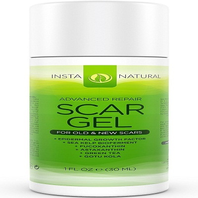 Top 10 Best Scar Gels in 2016 Reviews