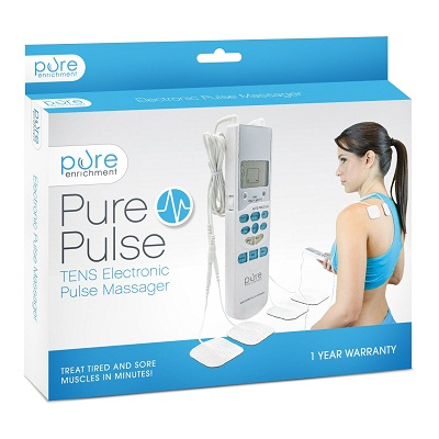 Top 10 Best Electronic Pulse Massagers in 2016 Reviews