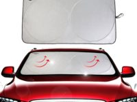 THE BEST CAR WINDSHIELD SUN SHADE REVIEWS