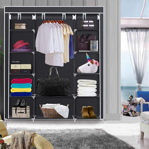 Top 5 Best Portable Clothes Closets